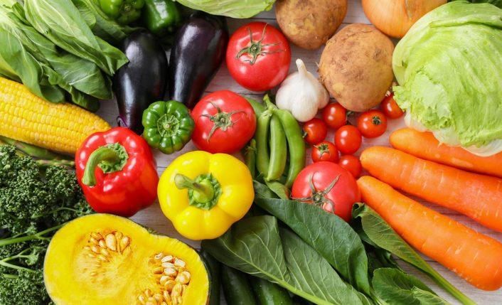 体の内側から美しい肌を作る 野菜